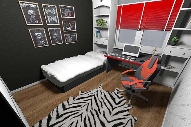 3d визуализация квартир и домов 6 - kwork.ru