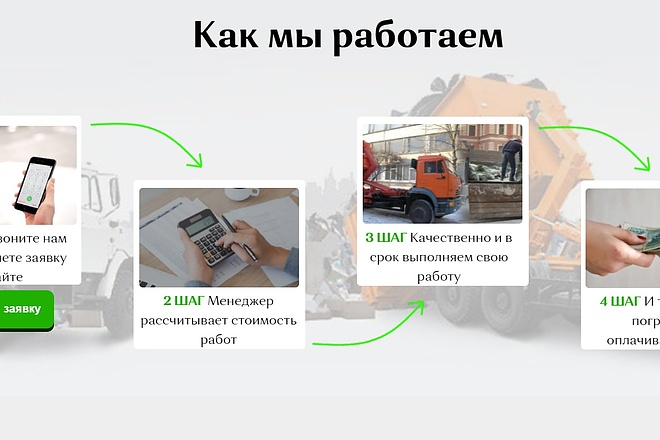 Создание сайта - Landing Page на Тильде 163 - kwork.ru