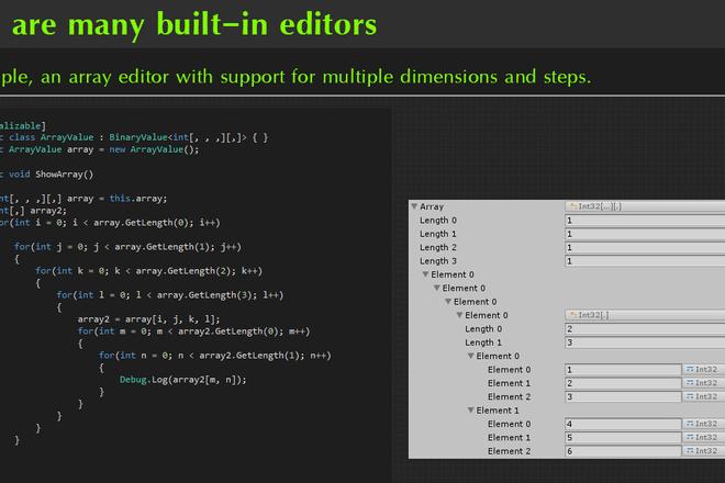 Разработка компонентов Unity 8 - kwork.ru