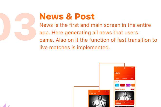 Дизайн мобильного приложения UI UX 3 - kwork.ru