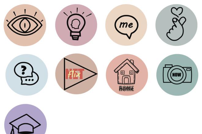 Выполню дизайнерскую работу Логотип, арт, аватар 10 - kwork.ru