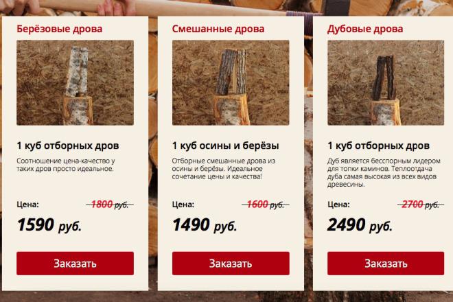 Скопирую Landing page, одностраничный сайт и установлю редактор 15 - kwork.ru
