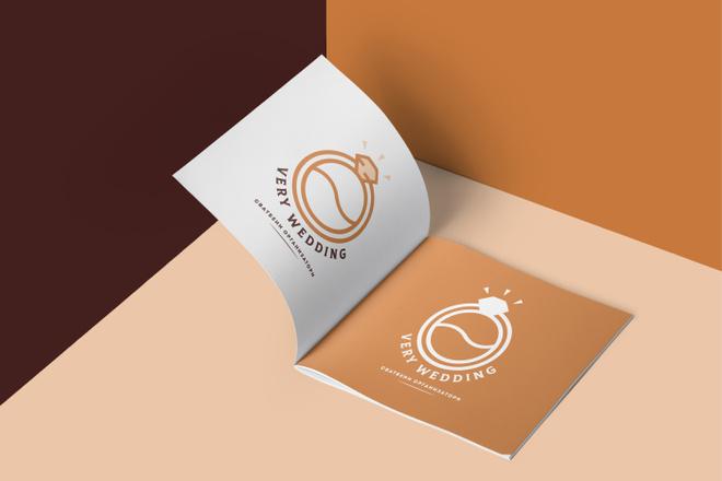 Уникальный логотип в нескольких вариантах + исходники в подарок 116 - kwork.ru
