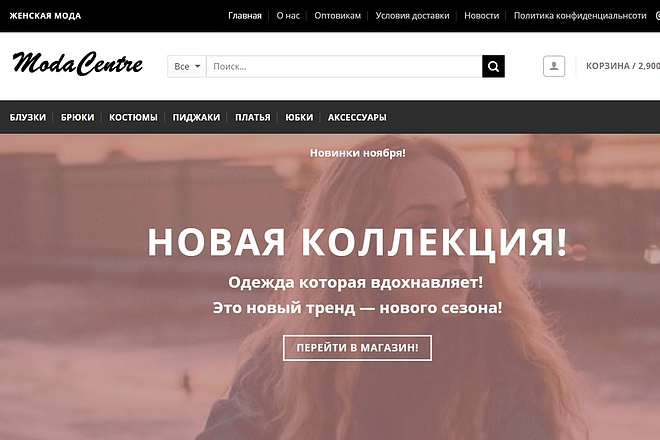 Создам интернет-магазин на Wordpress 16 - kwork.ru