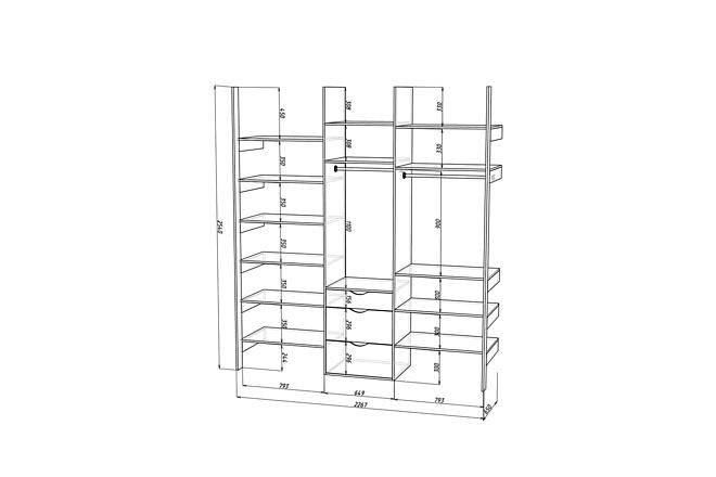 Конструкторская документация для изготовления мебели 82 - kwork.ru