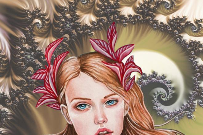 Нарисую портрет в растровой или векторной графике 3 - kwork.ru