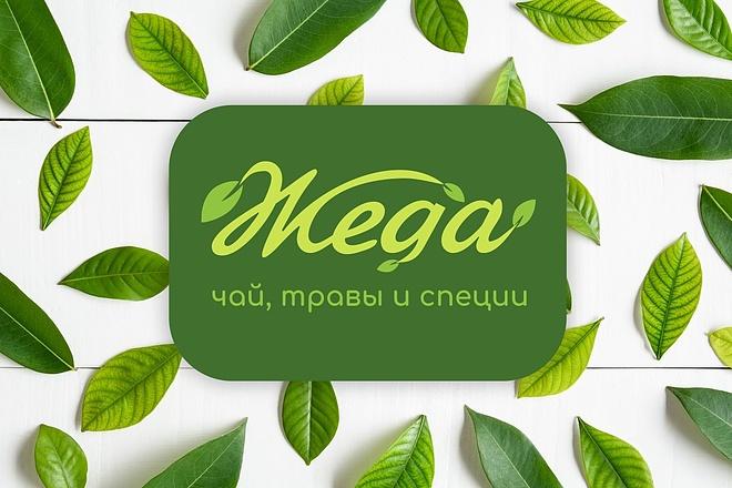 Разработаю логотип + подарок 124 - kwork.ru