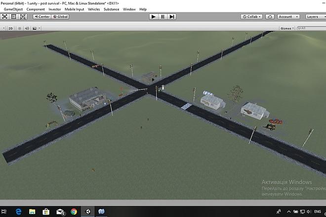 Дешево сделаю игру на Unity 5 простой и средней сложности для ПК 1 - kwork.ru