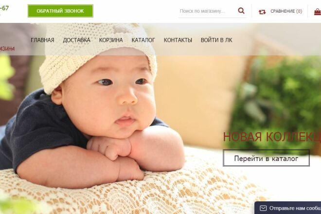 Создам интернет-магазин 5 - kwork.ru