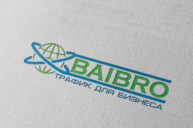 Разработаю винтажный логотип 80 - kwork.ru