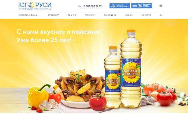Скопирую почти любой сайт, landing page под ключ с админ панелью 39 - kwork.ru