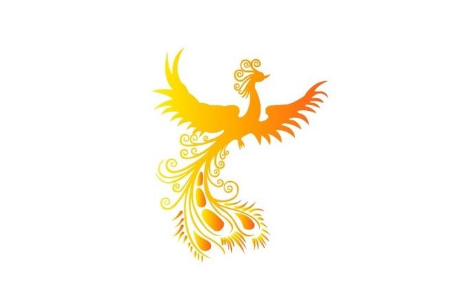 Разработка логотипа в векторе по вашему эскизу 6 - kwork.ru