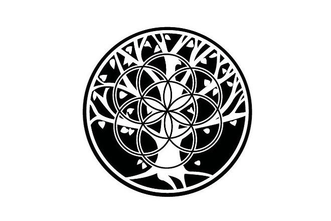Разработка логотипа в векторе по вашему эскизу 5 - kwork.ru