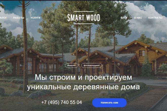 Создам копию сайта одностраничника - Landing Page 9 - kwork.ru