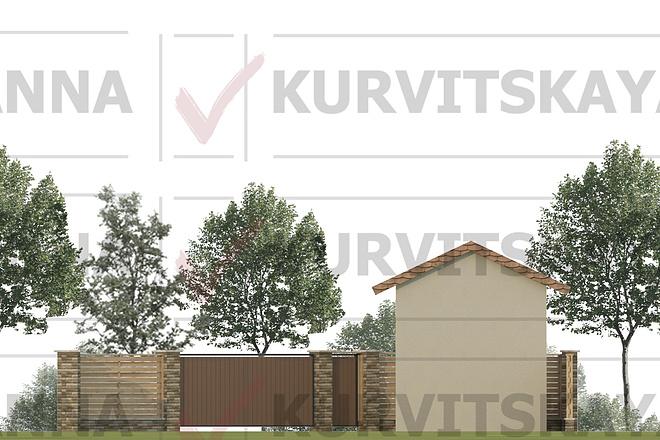 Создам план в ArchiCAD 5 - kwork.ru
