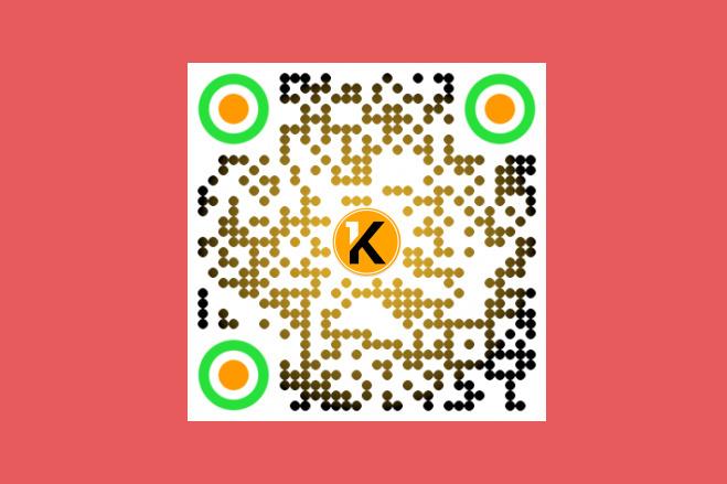 QR код с вашим логотипом 1 - kwork.ru
