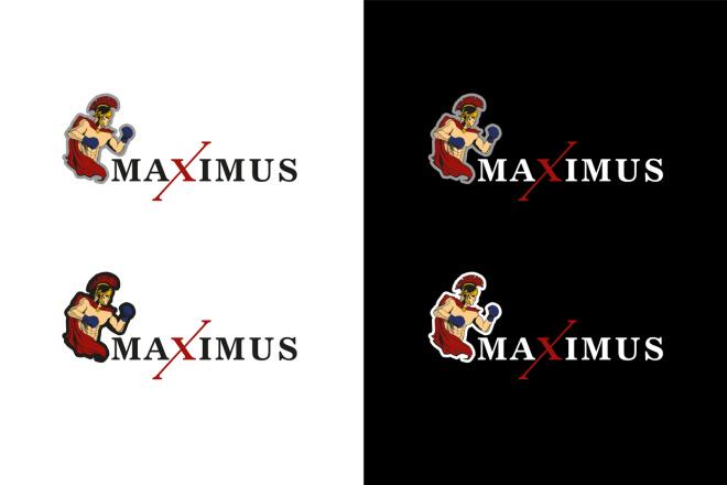 Логотип по эскизу 3 - kwork.ru