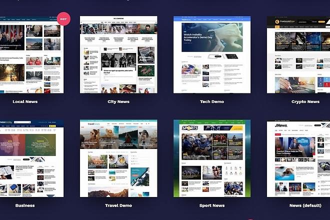 ПАК 1000 шаблонов и дополнений для WordPress 47 - kwork.ru