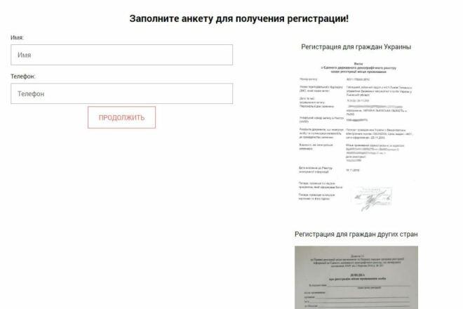 Скопировать Landing page, одностраничный сайт, посадочную страницу 30 - kwork.ru
