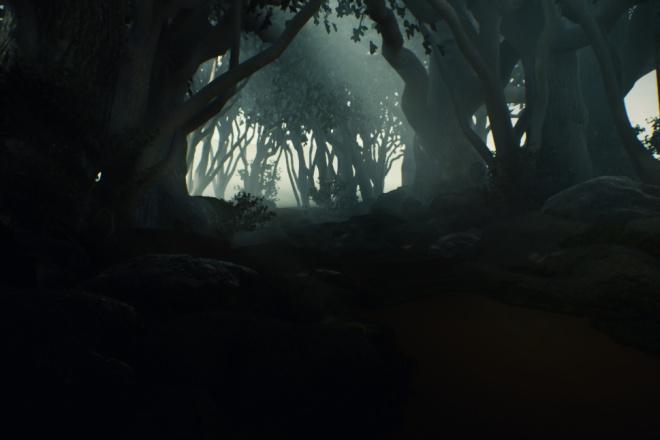 Создам сцену в Unreal Engine 4 7 - kwork.ru