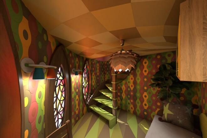 3D моделирование и визуализация мебели 7 - kwork.ru