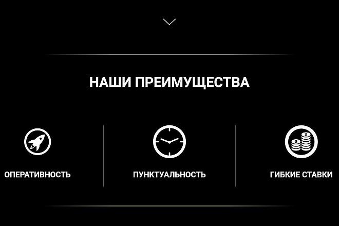 Создаю Лендинг на Тильде под ключ 56 - kwork.ru