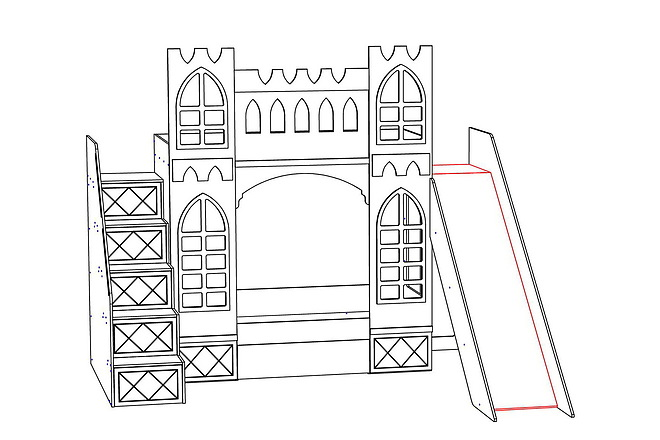 Конструкторская документация для изготовления мебели 63 - kwork.ru