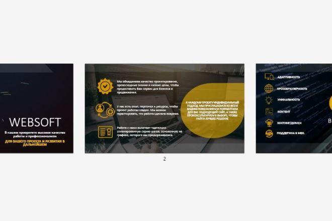 Подготовлю презентацию в PowerPoint с уникальным дизайном 9 - kwork.ru
