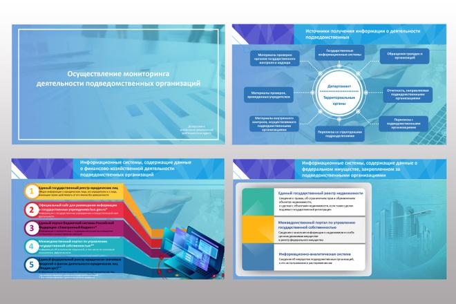 Сделаю презентацию в MS PowerPoint 14 - kwork.ru