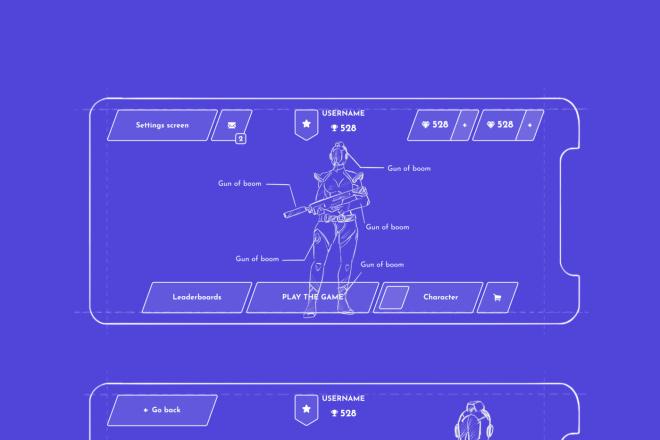 Дизайн Вашего приложения. iOS и Android 20 - kwork.ru