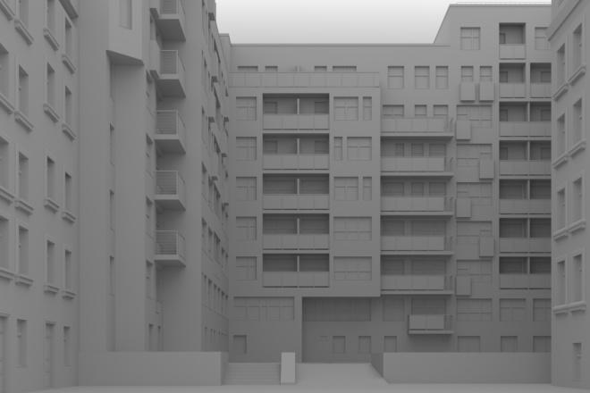 Архитектурное 3d моделирование 8 - kwork.ru