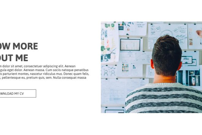 Сверстаю сайт по любому макету 210 - kwork.ru