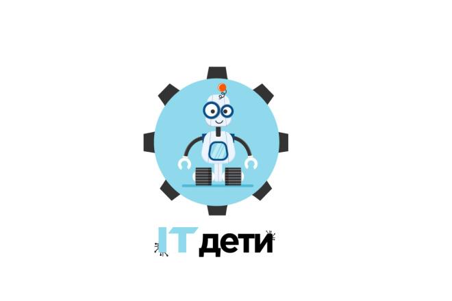 Создание логотипа. Несколько вариантов 1 - kwork.ru