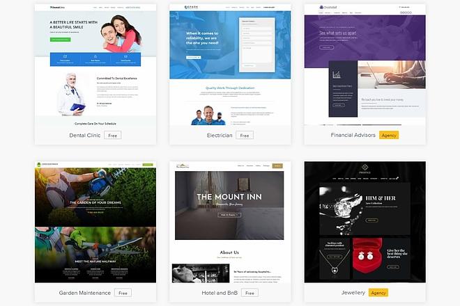 ПАК 1000 шаблонов и дополнений для WordPress 68 - kwork.ru