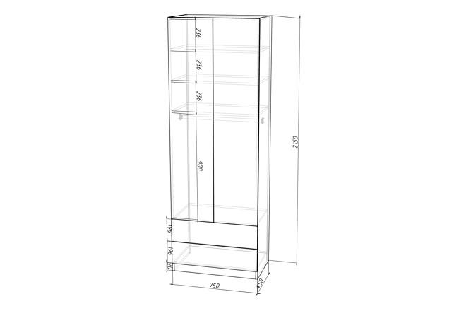 Конструкторская документация для изготовления мебели 87 - kwork.ru