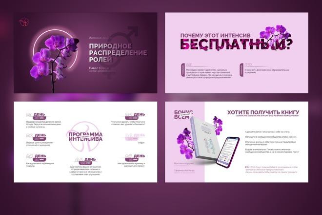 Оформление презентации товара, работы, услуги 18 - kwork.ru