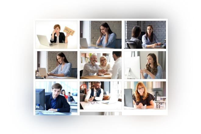 10 картинок на вашу тему для сайта или соц. сетей 2 - kwork.ru