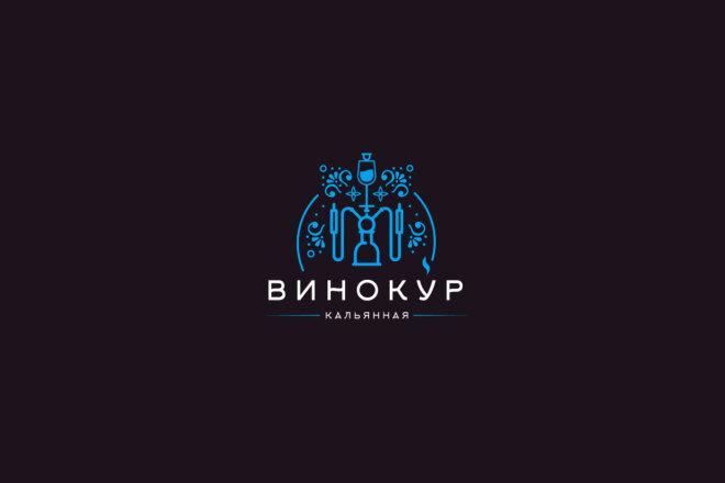 Создам 2 варианта логотипа + исходник 12 - kwork.ru