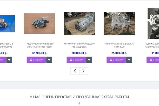 Магазин Opencart Ocstore 2.3 под Ключ 1 - kwork.ru