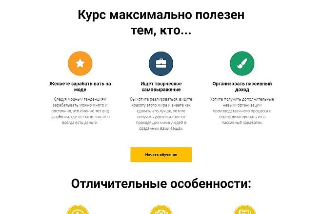 Копирование Landing Page 32 - kwork.ru