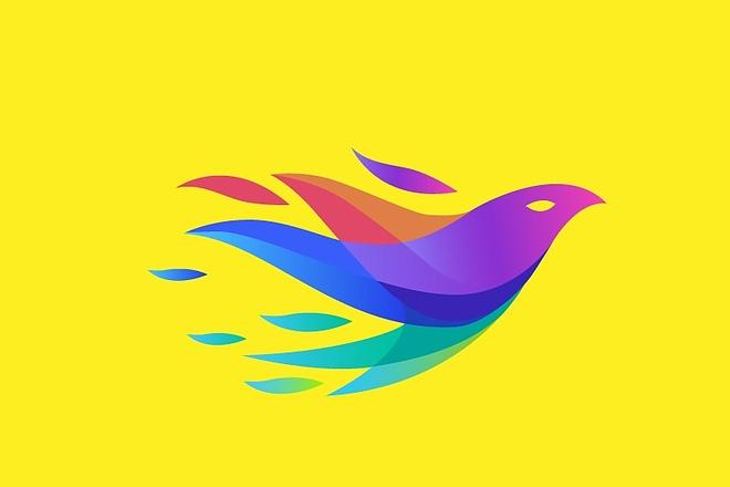 Логотип по эскизу 2 - kwork.ru