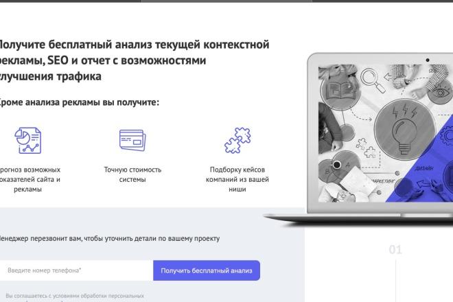 Вёрстка сайтов по доступной цене 92 - kwork.ru