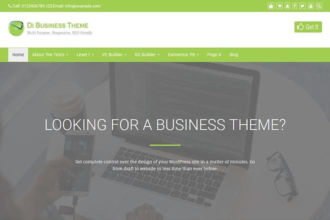 Сайт на Wordpress 10 - kwork.ru