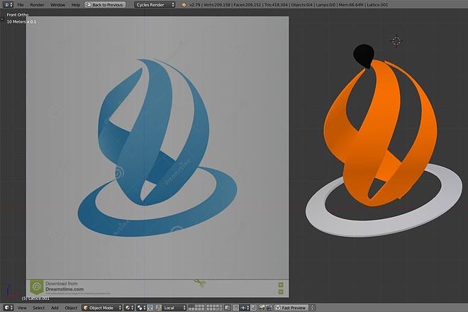 3D модель Картинка Визуализация Рендер 6 - kwork.ru