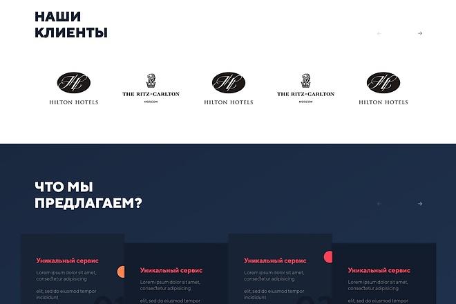 Вёрстка сайтов по доступной цене 176 - kwork.ru
