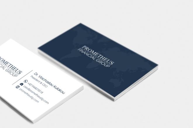 Сделаю дизайн визитки, визитных карточек 13 - kwork.ru