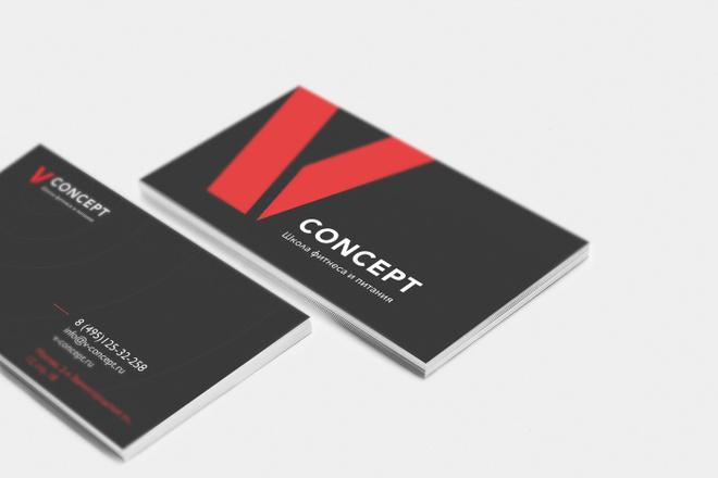 Сделаю дизайн визитки, визитных карточек 11 - kwork.ru