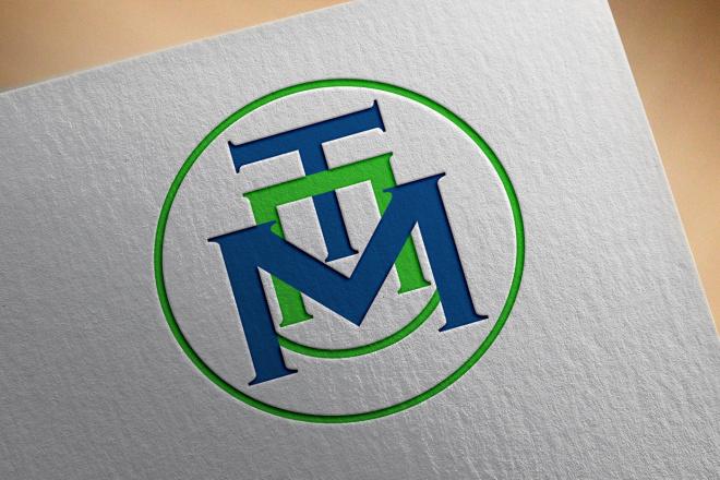 Нарисую логотип в векторе по вашему эскизу 8 - kwork.ru