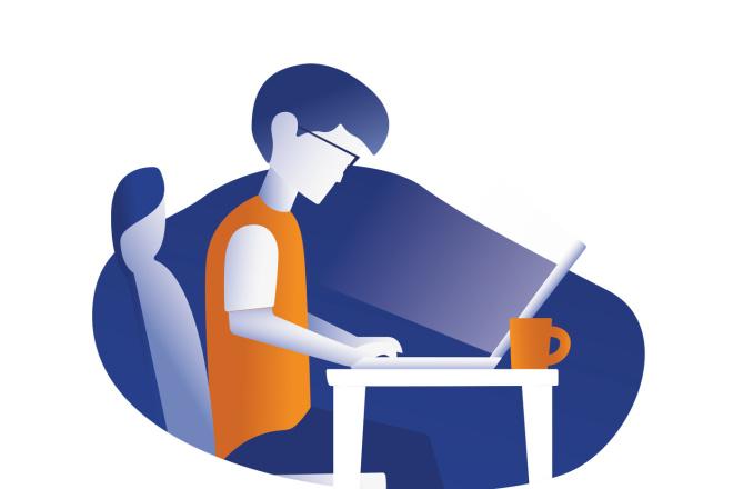 Нарисую иллюстрацию для принта, сайта, игры, приложения 8 - kwork.ru