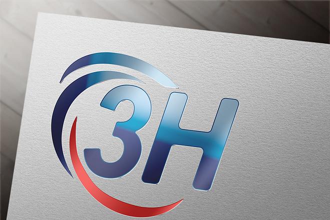 Эффектный логотип 98 - kwork.ru